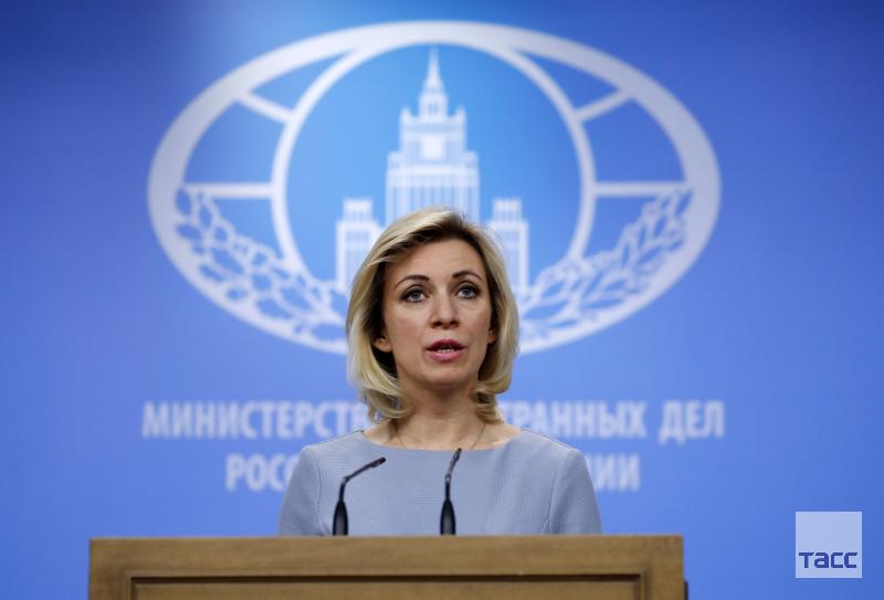 TASS: Zakharova calls plans to take down monuments to Soviet troops in Poland a thirst for revenge.