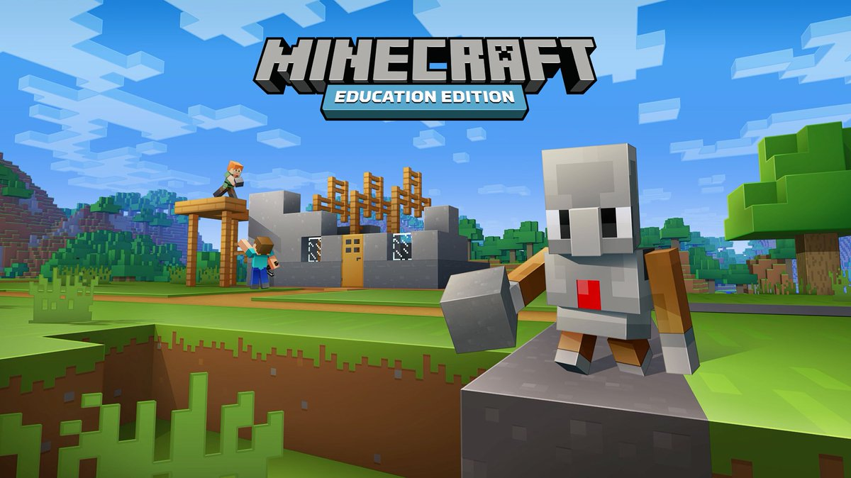 Minecraft Education On Twitter Say Hello To The Agent