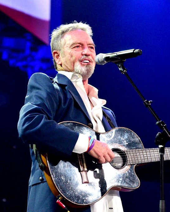 Today is Larry Gatlin\s Birthday ... reply with your favorite and wish him a Happy Birthday!