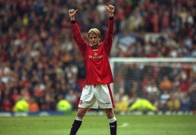 Wishing David Beckham a very happy 42nd birthday!