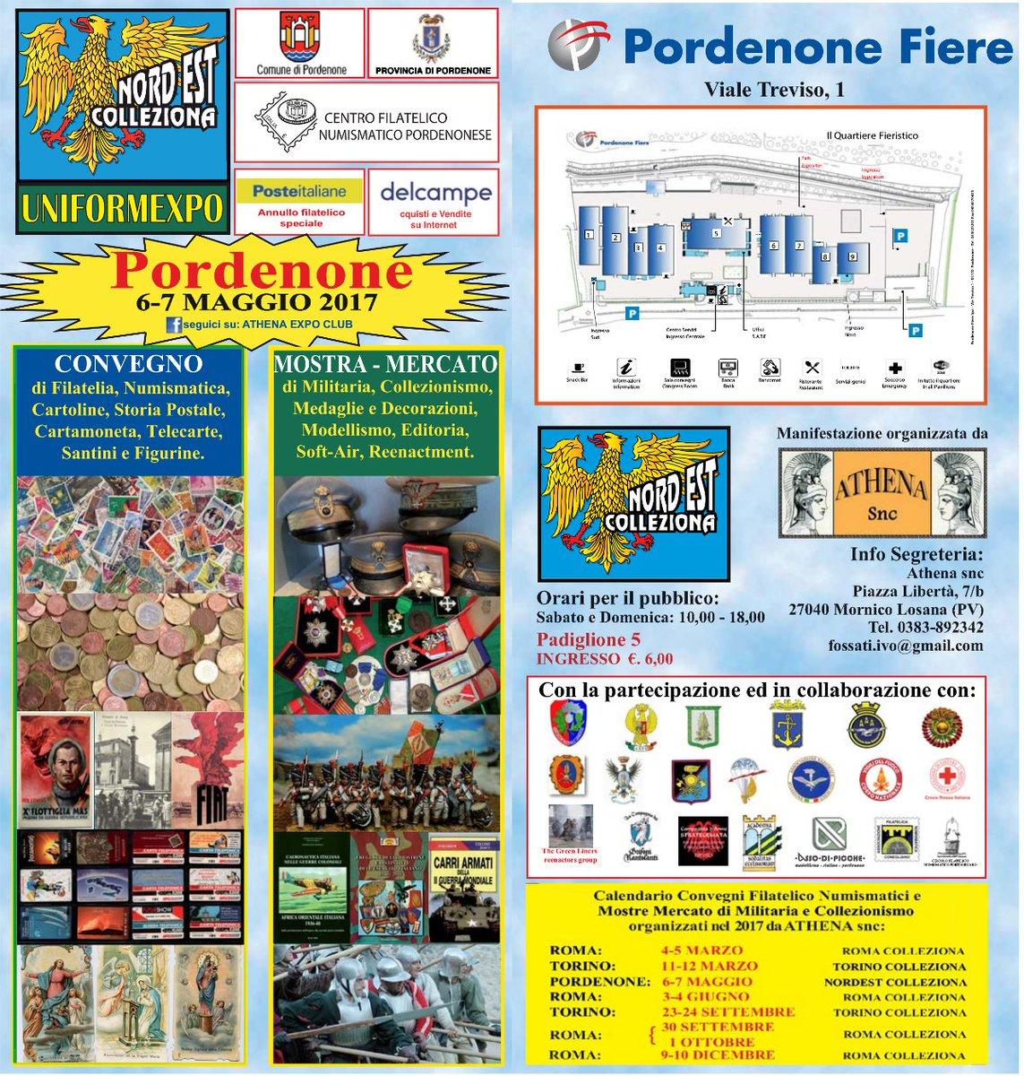 Pordenone Fiere Calendario.Pordenone Fiere On Twitter 6 7 Maggio Pordenone Fiere