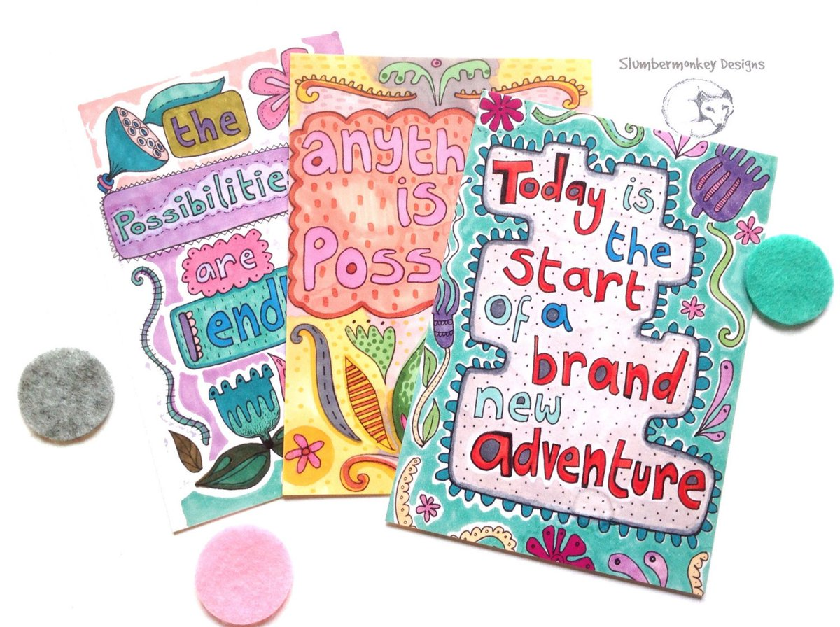 Inspiration Quote Postcards, New Adventures and Possibilities Set…  http:// tuppu.net/4186fa8a  &nbsp;   #Etsy #NewYearResolutions <br>http://pic.twitter.com/tbNjD5CZKc