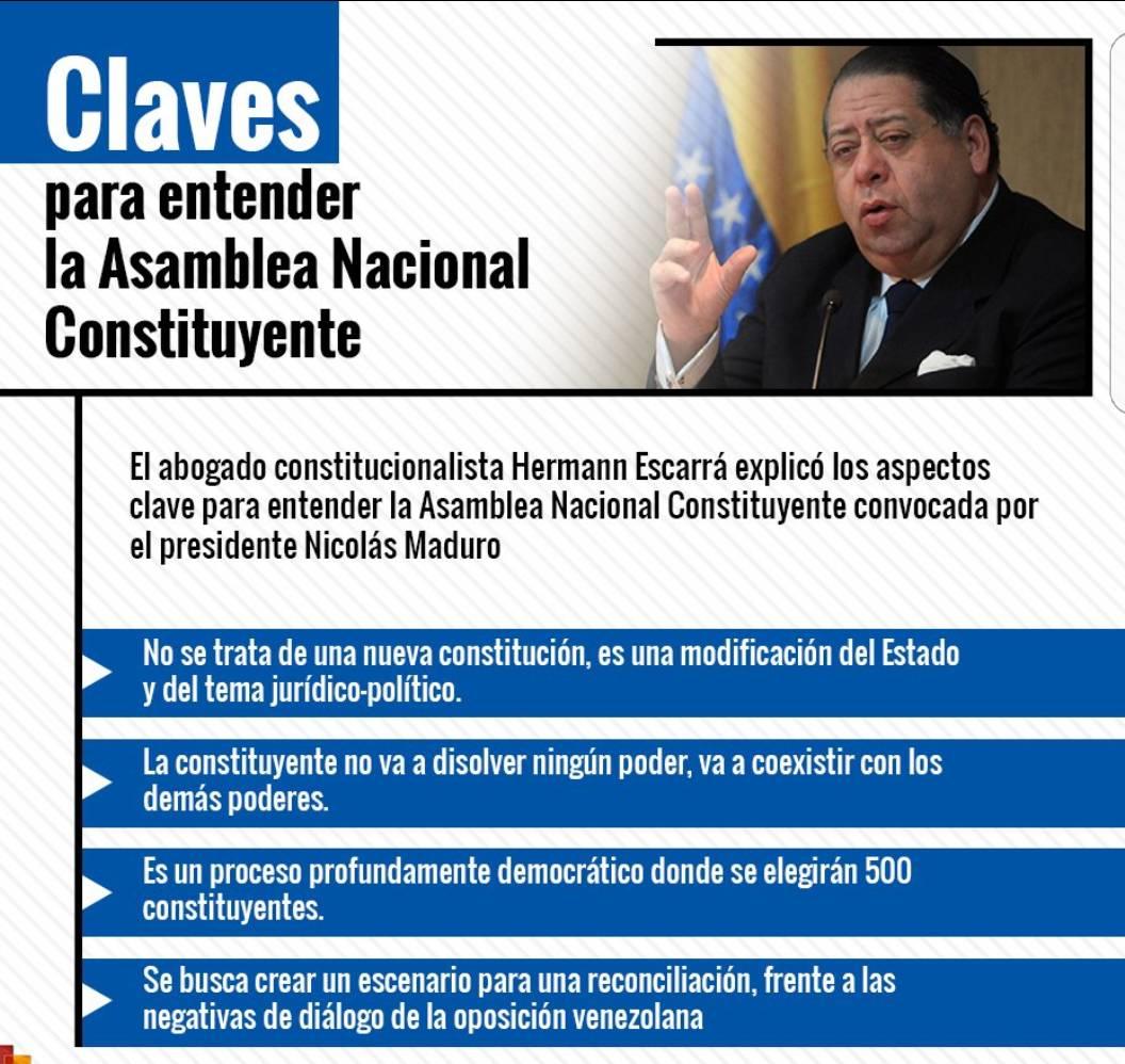 Presidente Maduro firmó decreto para convocar Poder Constituyente C-0YjtiXcAAo015