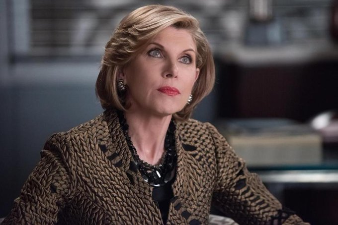 Happy birthday to a fabulous actress of the stage and screen, Emmy/Tony-winner Christine Baranski!