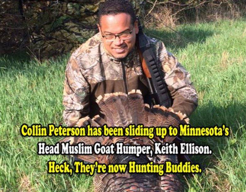 Minn. legislator calls Ellison a Muslim goat-humper