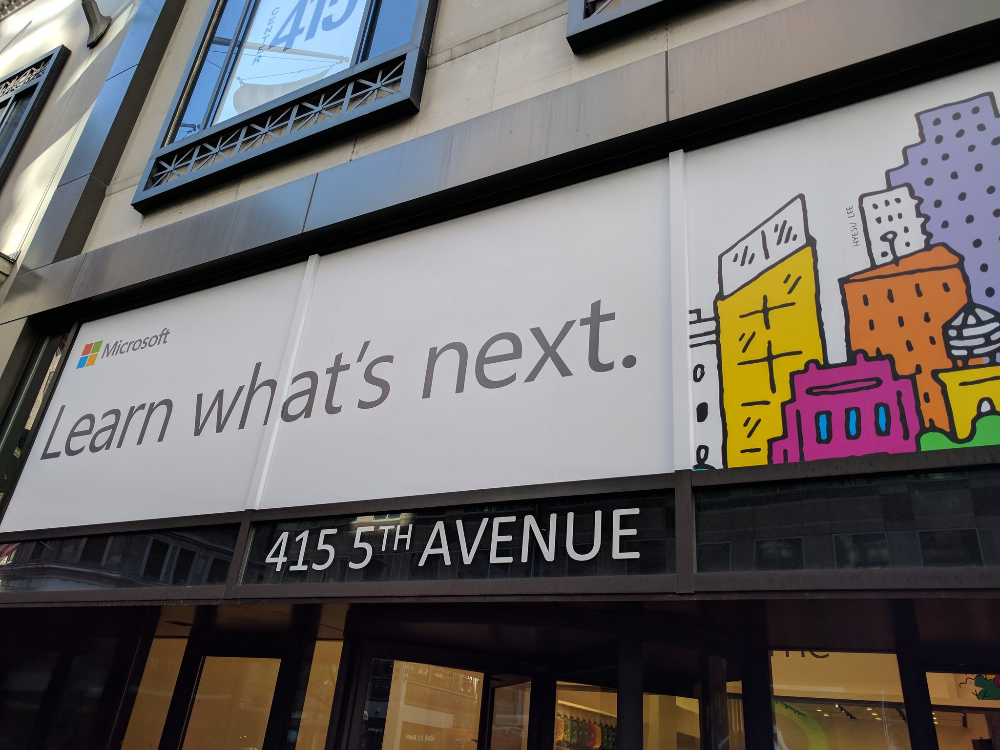 #LearnWhatsNext in NYC starting today at 930 #MIEexpert https://t.co/j6fGee0wy2