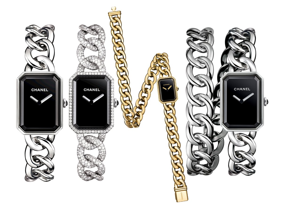 #ChanelPremiere 30 years of the iconic watch.