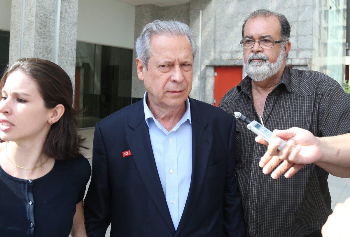 José Dirceu é denunciado pela terceira vez na Lava-Jato  https://t.co/ay8OClrzQq