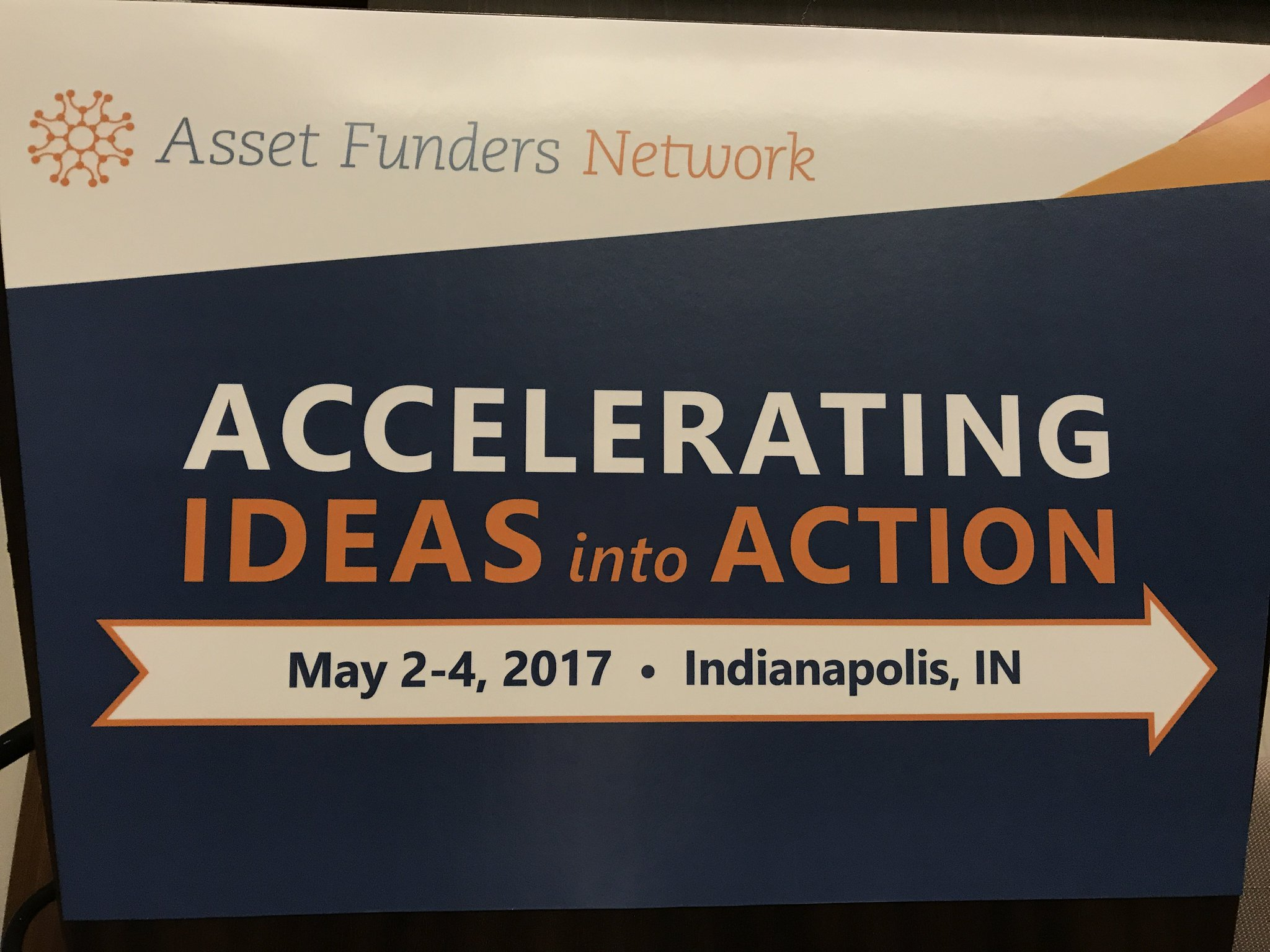#ideasintoaction underway in Indy https://t.co/lVS8f9AxI4