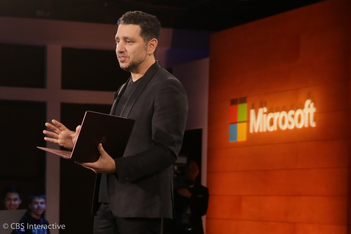 find someone who talks about you the way @panos_panay talks about PCs #MicrosoftEDU https://t.co/edFbCtiuc5