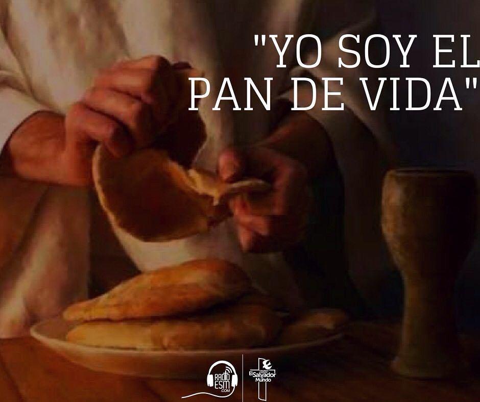#EvangeliodelDía | Yo soy el pan de vida