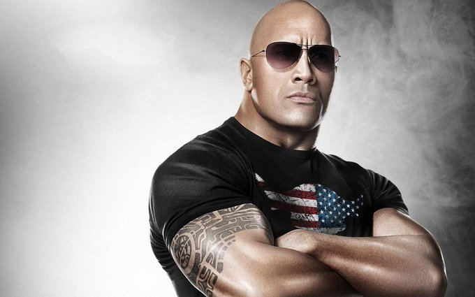 Happy birthday to Dwyane Johnson The Rock The people champ