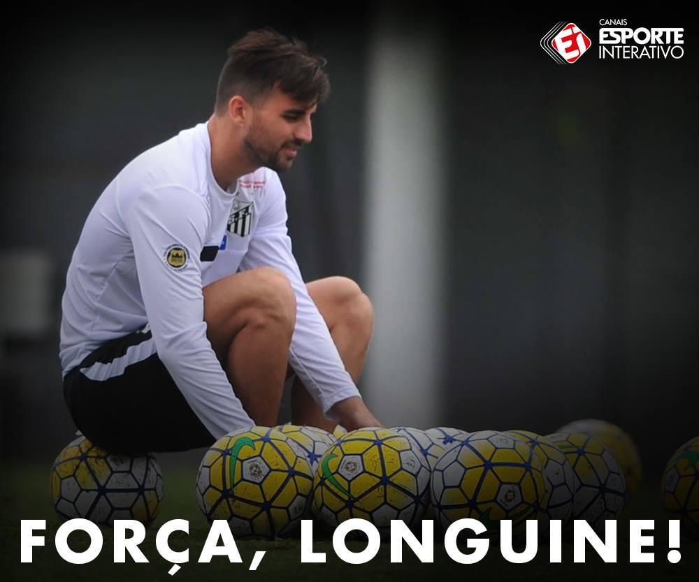 O jogador do Santos, Rafael Longuine, perdeu os pais em um acidente de carro na noite passada. Desejamos toda força para ele. #ForçaLonguine