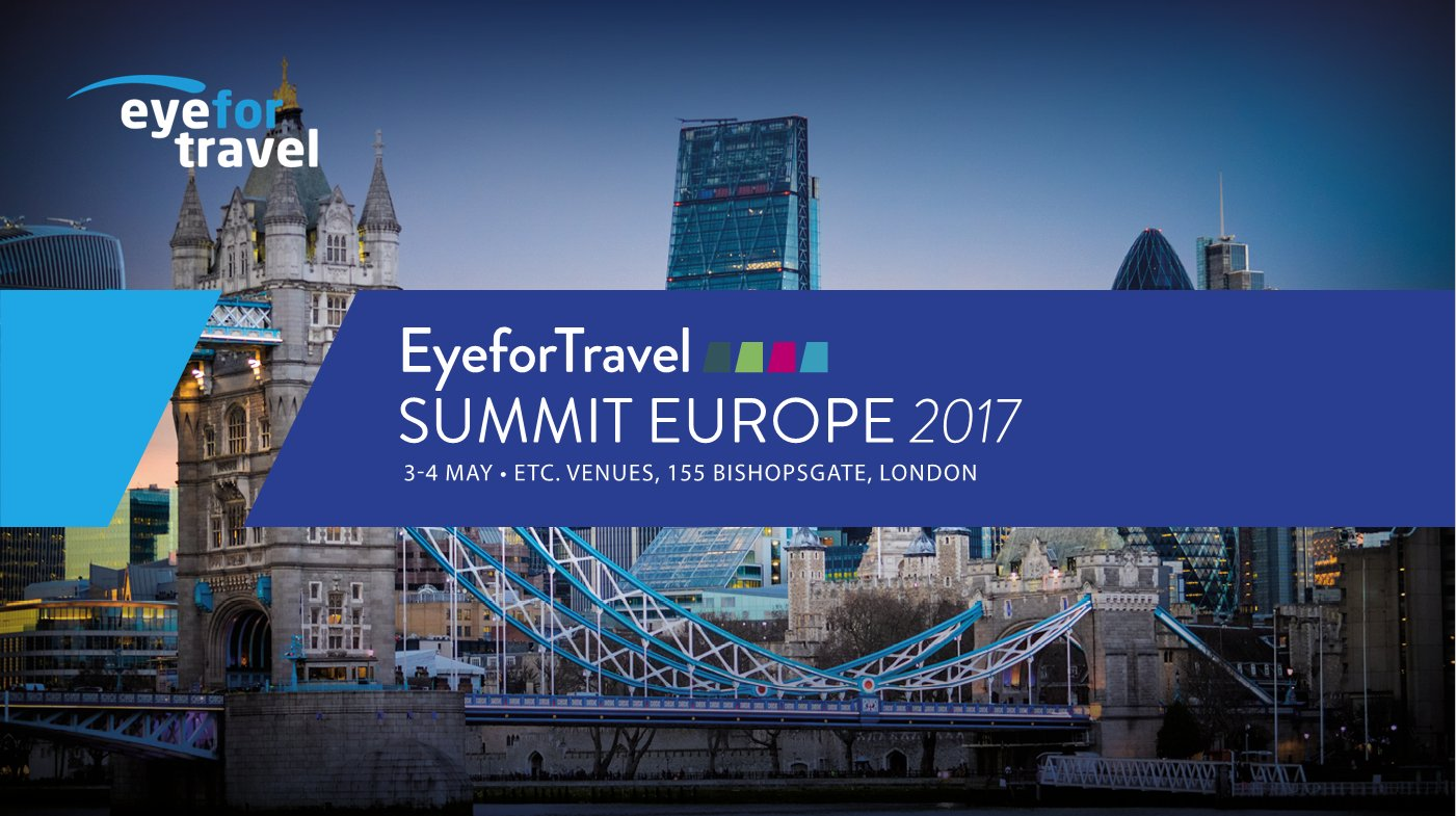 Follow #efteurope for LIVE updates from #eyefortravel's European summit https://t.co/rsJZPVVNm0 https://t.co/mF1PFTKYfP