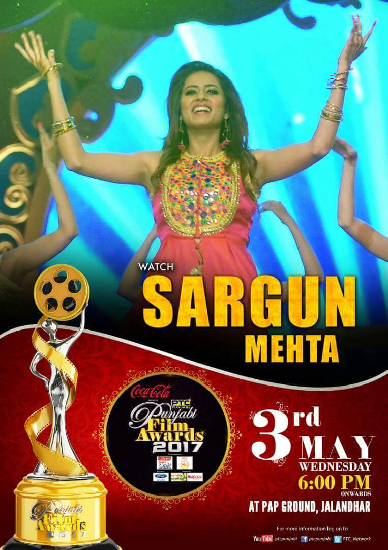 PTC Punjabi Film Awards 2017 Full Show Live, Winners List