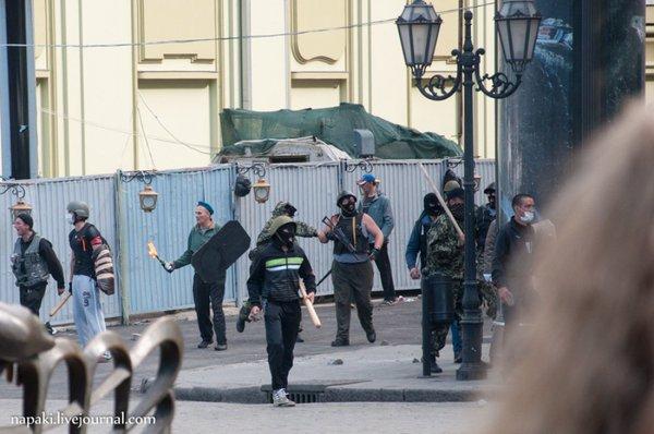 Річниця трагедії в Одесі: правоохоронці взяли під охорону Куликове поле і Соборну площу - Цензор.НЕТ 7262