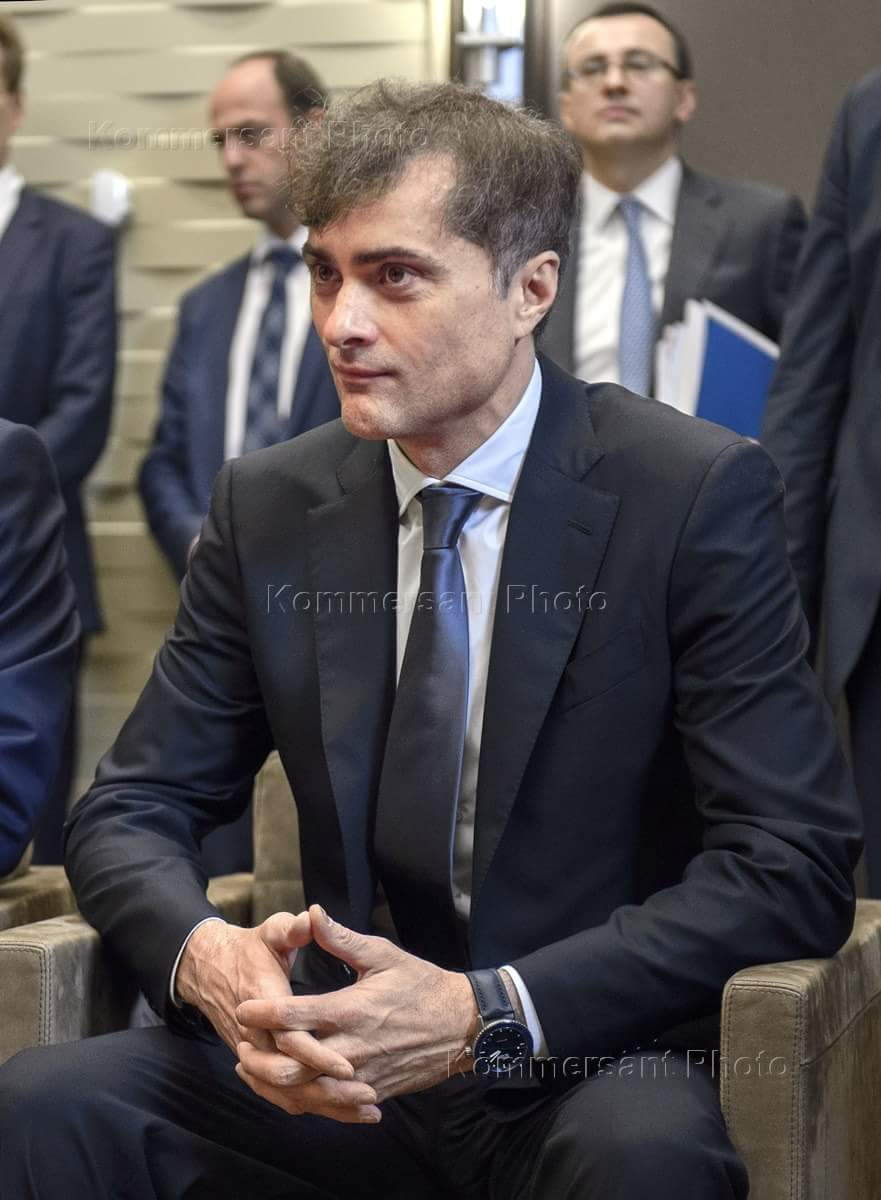 Порошенко уволил Ложкина с должности своего советника - Цензор.НЕТ 6822