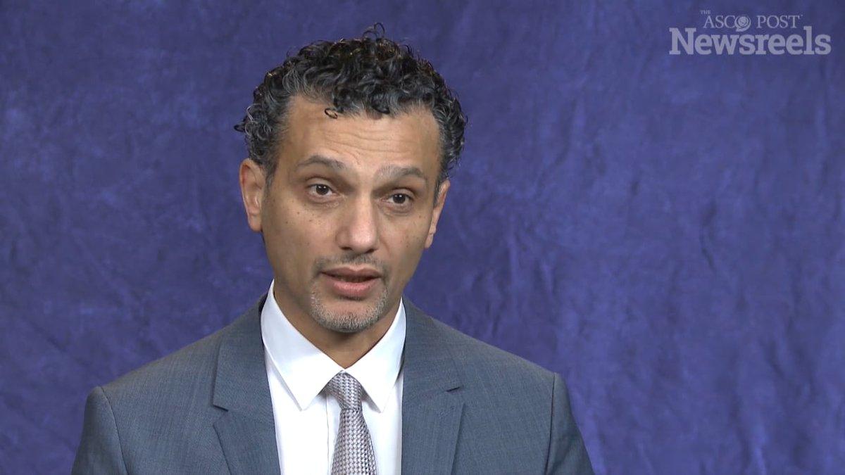 salah eddin al batran md on gastric cancer radpac trial results