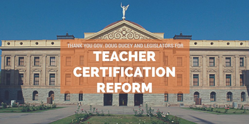 Arizona Chamber On Twitter Empowering Principals Reforming