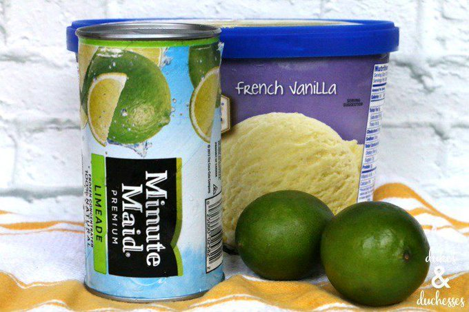 Frosted Limeade
