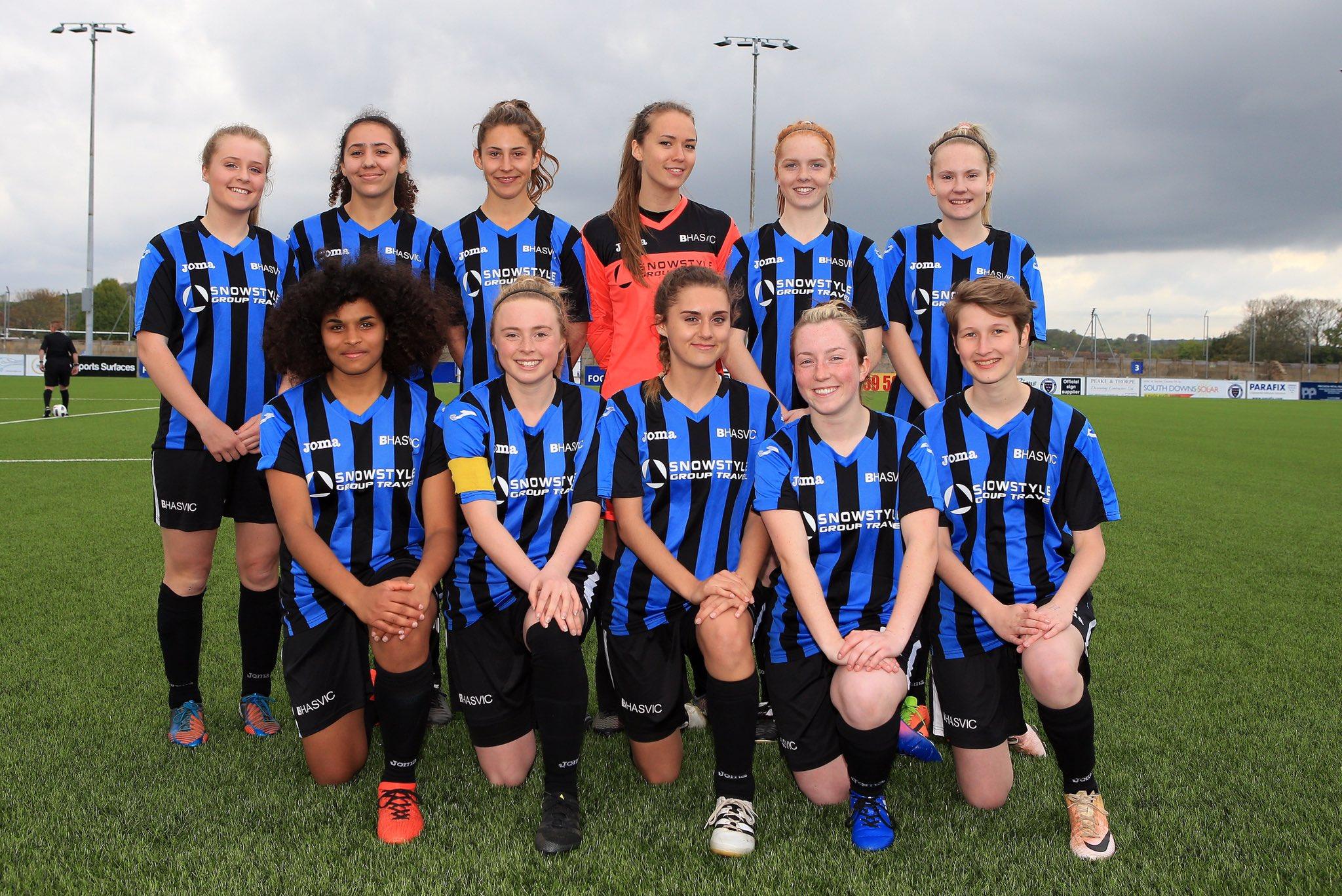 The BHASVIC team (Photo: BHASVIC)