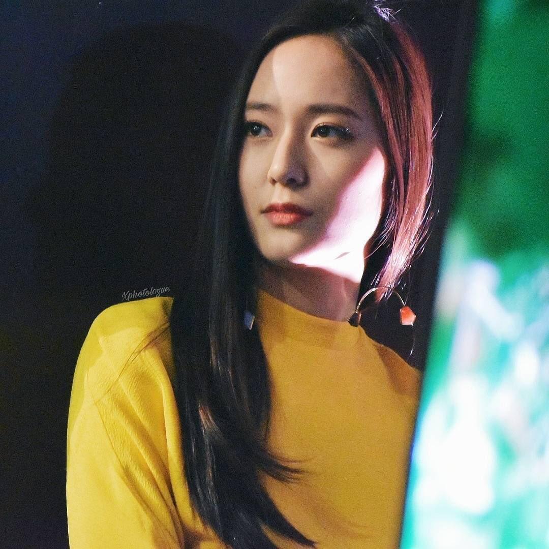 Krystal Jung - Jung Soo Jung España: mayo 2017