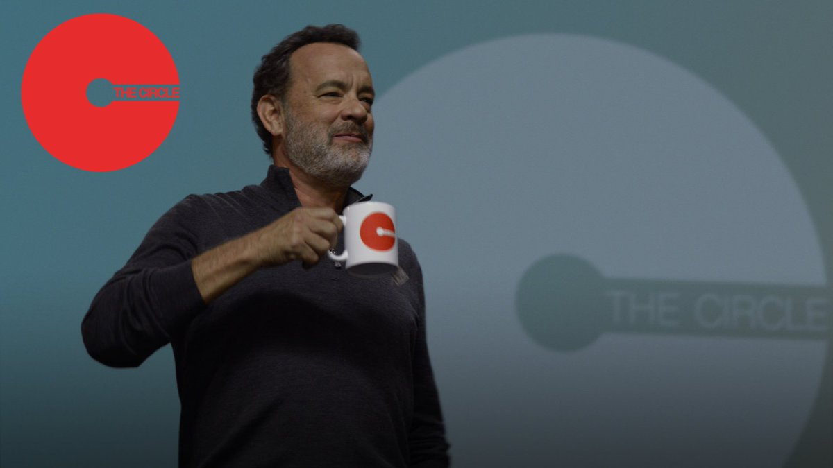 .@TomHanks chases dangerous dreams in #TheCircle - Now playing in theaters. TheCircleTickets.com