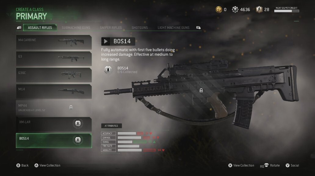 how to show gun skins in cod4
