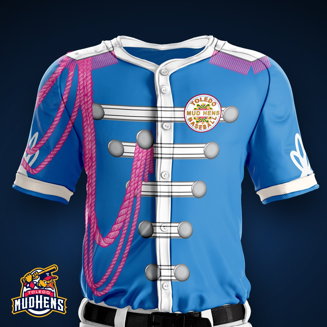 FIRST LOOK: Let us introduce to you our fab Sgt. Pepper's-themed jerseys we'll wear for 'Beatles Night' on June 16. https://t.co/oiIjKUPLYg