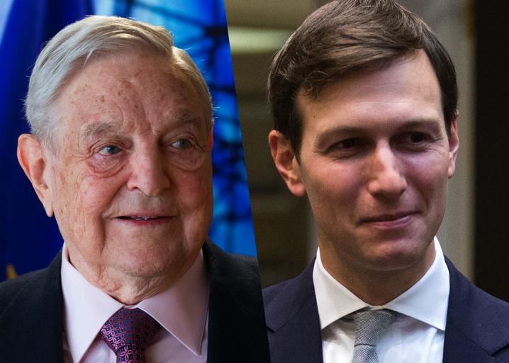 George Soros, the liberal Jew destroying America, is also a Jared Kushner business partner: https://t.co/DgrDzq0Z9Y