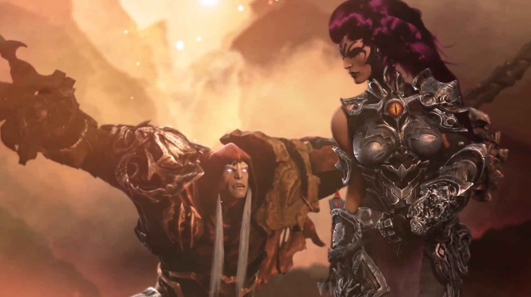 THQ Nordic's Darksiders III Announced