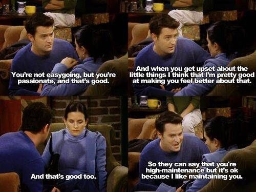 Friends Show Quotes on Twitter: