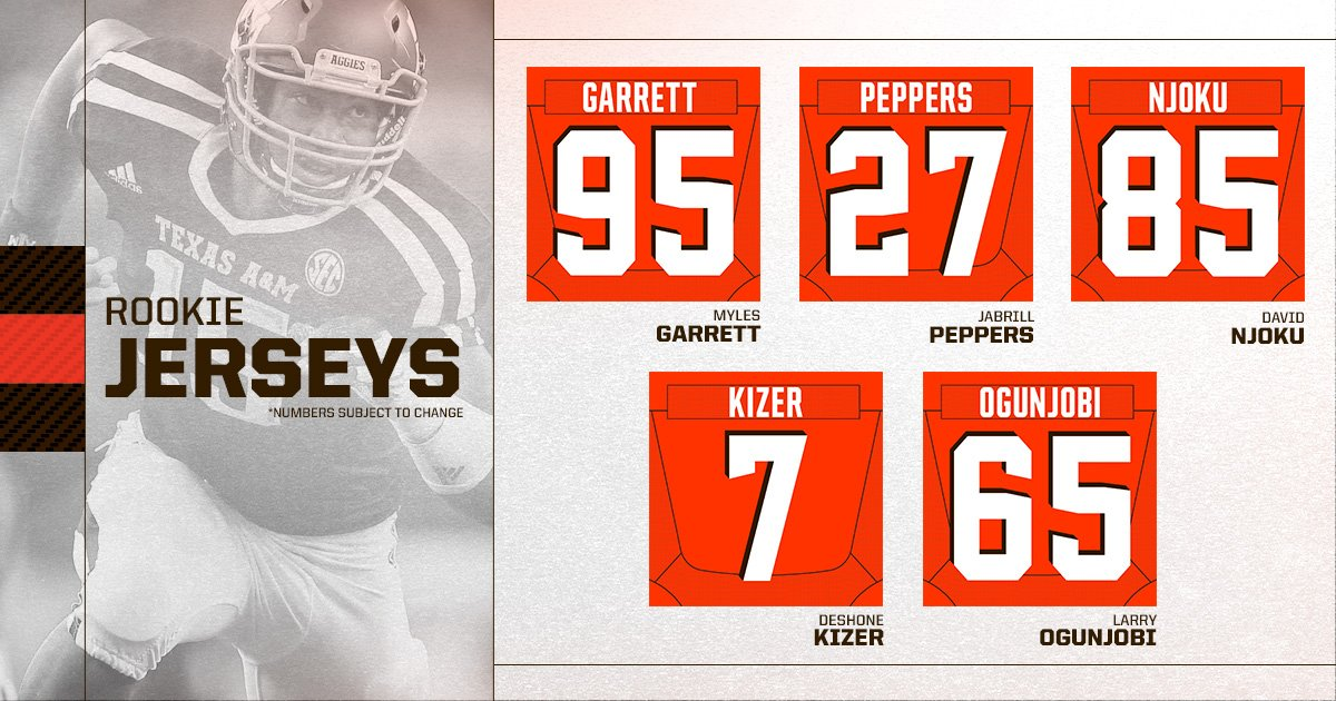 new concept 380e2 ba6a9 Cleveland Browns on Twitter: