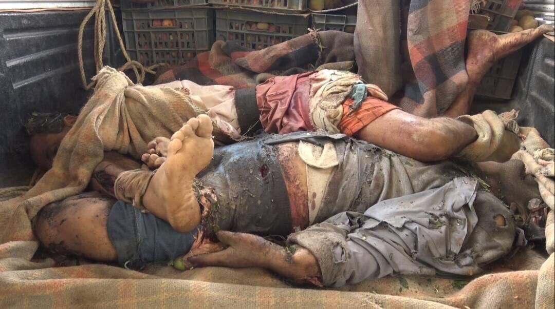 اللهم إني أبرأ إليك مما يفعل الظالمون .. #اليمن . . https://t.co/vwfgCcPru0