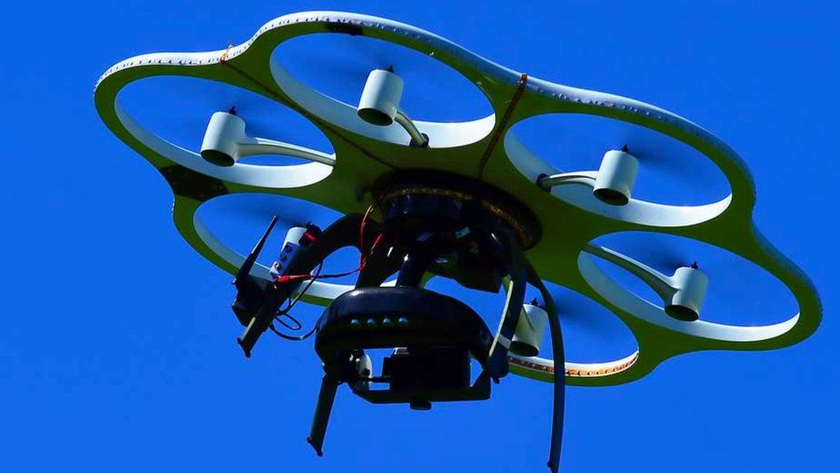 l 39 aiea s 39 est dot e d 39 un drone atomique capable de mesurer le taux de radioactivit iaea. Black Bedroom Furniture Sets. Home Design Ideas