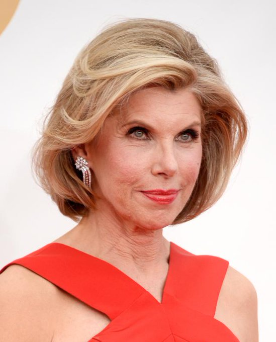 Happy 65th birthday to the one and only Christine Baranski A true beacon of light shining upon us all