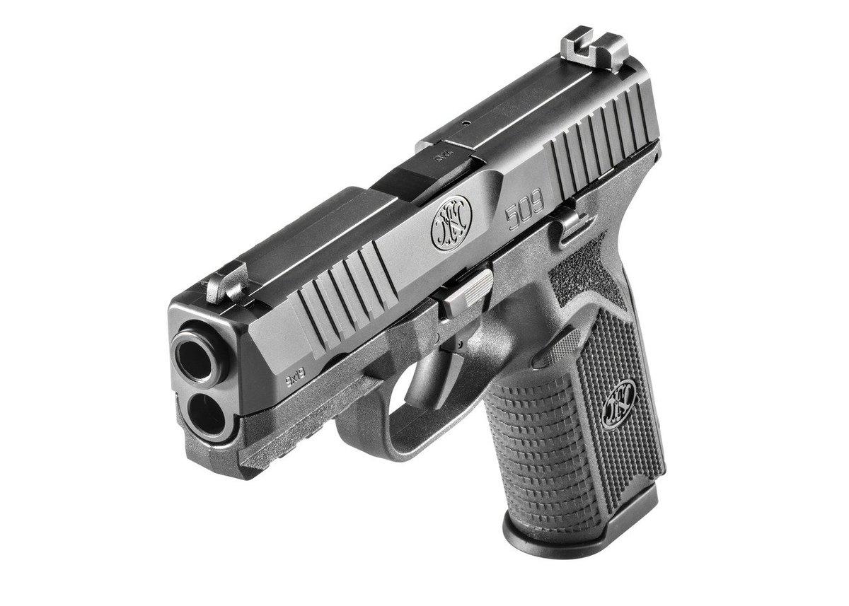 Have you heard about FN America's new FN 509? https://t.co/gEyNpApNYP @FN_America #fn509 #handgun #pistol https://t.co/WM9BdM2K1c