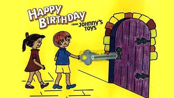 Johnny's Toys birthday castle is back https://t.co/sdazMhxSnS