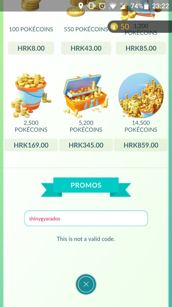 Pokemon Go Hub On Twitter Breaking Promotion Codes Are Active Try To Crack It Rt Https T Co Dkn09wqa3w