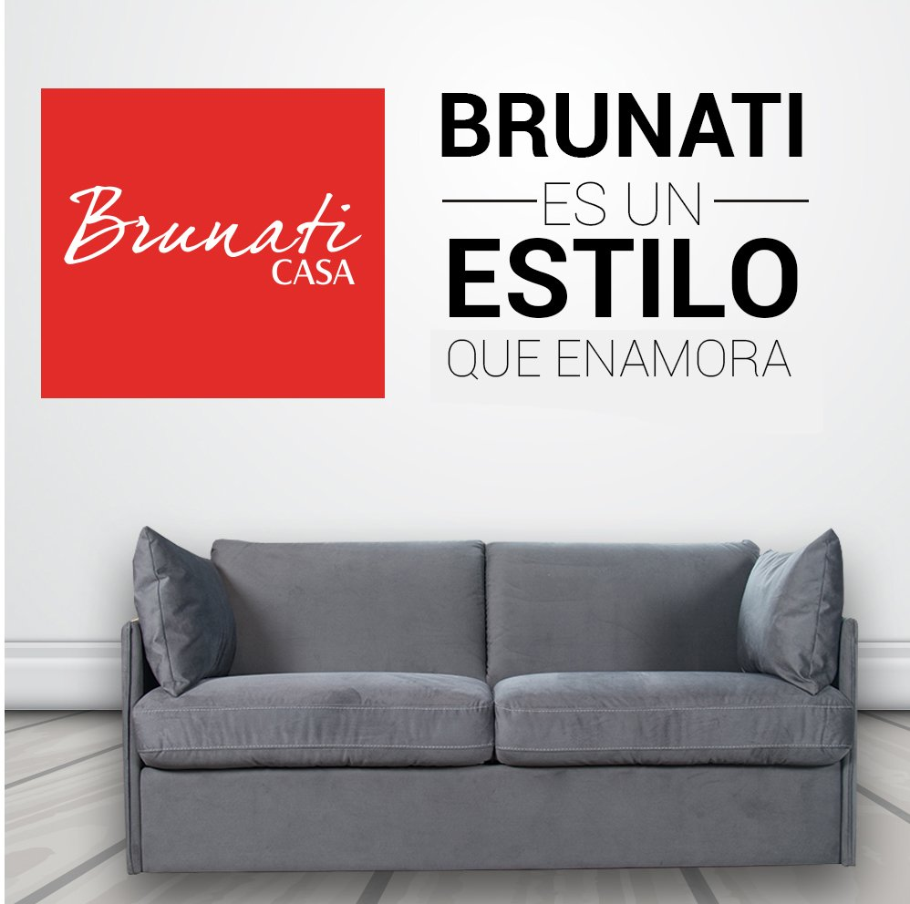 Brunati casa brunaticasa twitter for Casa quinta muebles bogota
