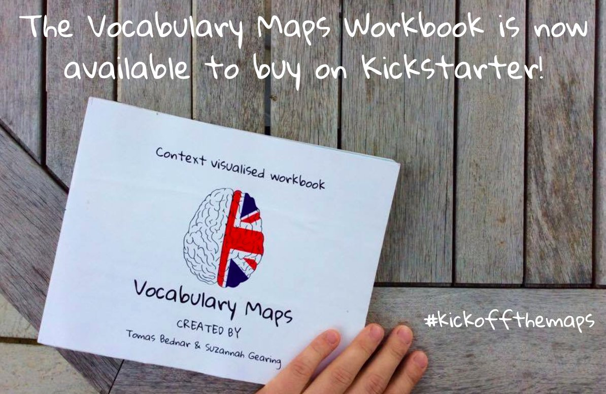 1st vocabulary book in mindmaps  https://t.co/145ZORzWhs @InnovateELT @Higgins82 @JALT_PanSIG #ESL #vocabulary #learning #tesol #innovation https://t.co/NelXwlRn4Y