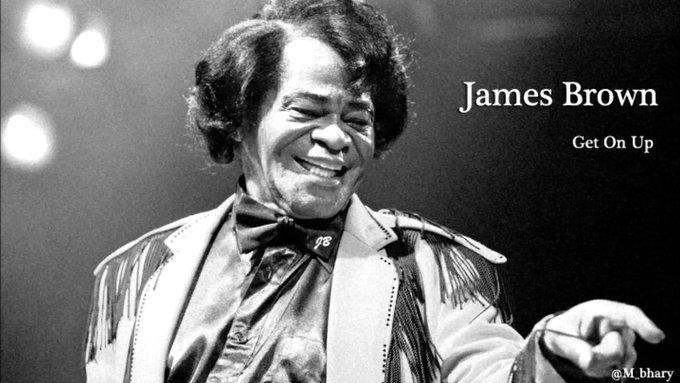 Happy Birthday to James Brown  Gerappa ! Geraonrup !