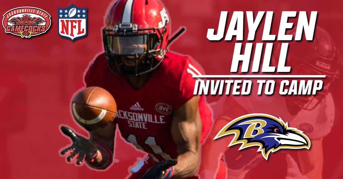 Jaylen Hill NFL Jersey