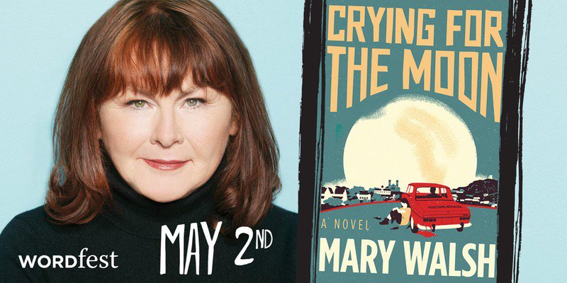Thumbnail for Wordfest 2017: Mary Walsh