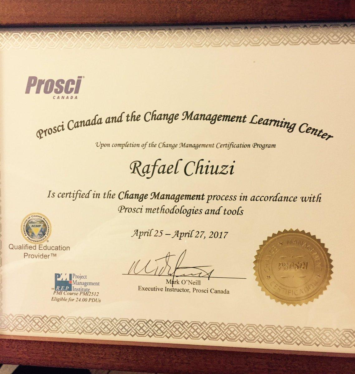 Rafael chiuzi on twitter certified prosci 1betcityfo Images