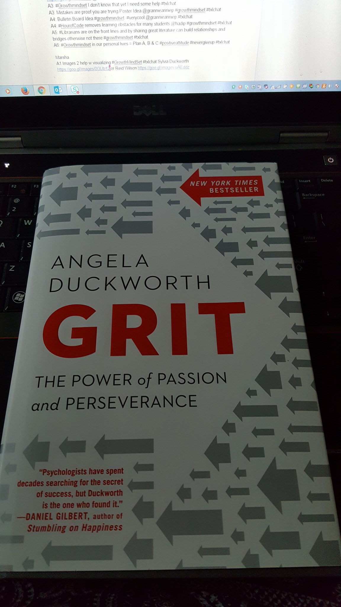 @angeladuckw Everything you need to know about #growthmindset #Grit #txlchat https://t.co/EXzSAsch2v