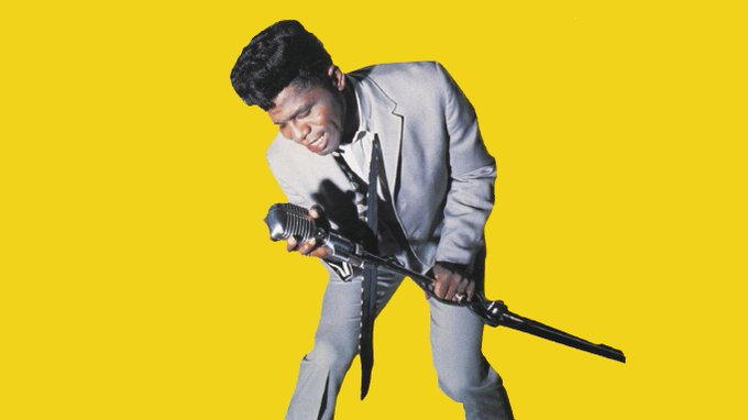 Happy Birthday to the late great Soul Brother No. 1, James Brown