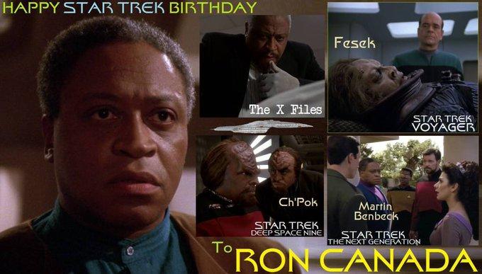 5-03 Happy birthday to RonCanada.