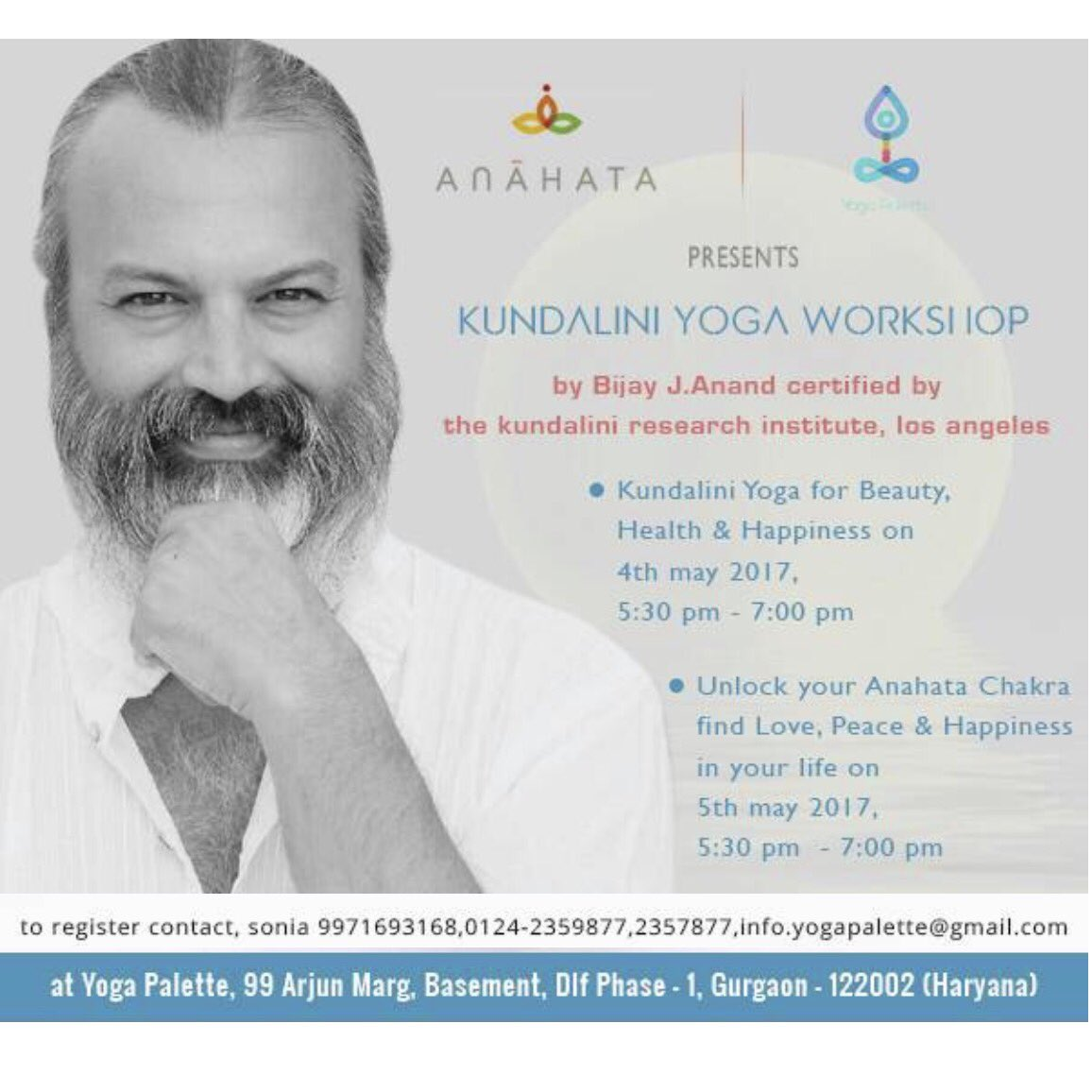 Kundalini Yoga with Sat Kirtin   Learn More Website by Pretty Good Designs