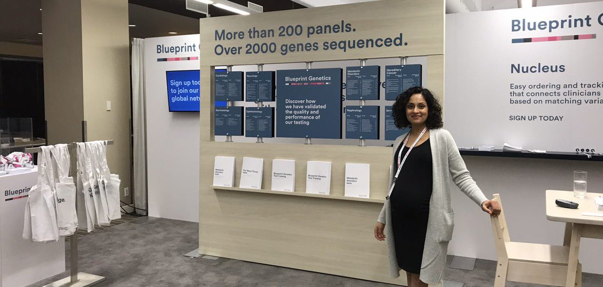 Blueprint genetics on twitter greetings from ccmg2017 montreal blueprint genetics on twitter greetings from ccmg2017 montreal thanks for everyone visiting our booth geneticknowledge geneticdiagnostics malvernweather Images